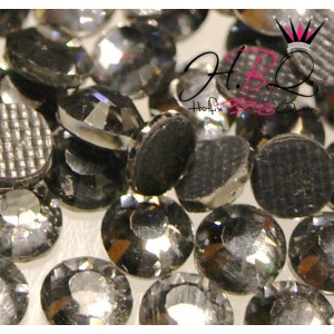 Black Diamond DMC Hotfix Rhinestones